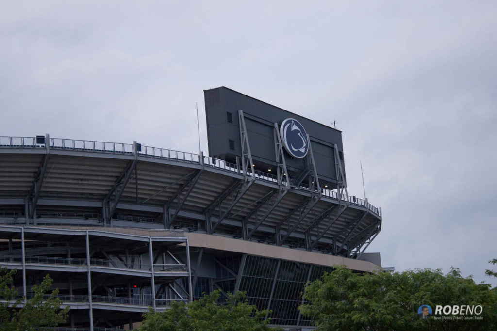 Photo: Penn State Stadium, © Rob Eno 2015